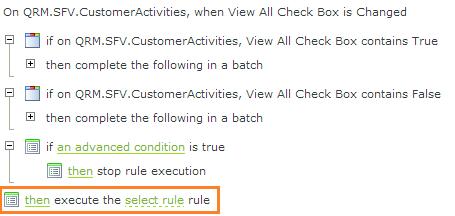3 - K2 SmartForms Rule Interaction