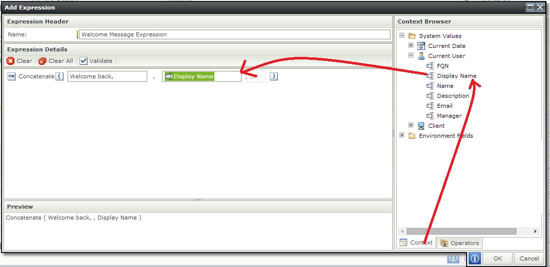 K2 SmartForms - Display Users Name - Add Display Name