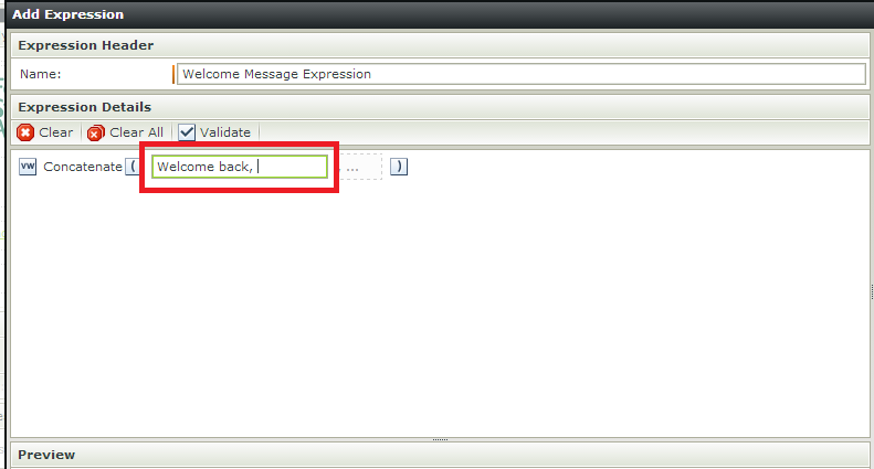 K2 SmartForms - Display Users Name - Add Welcome Text