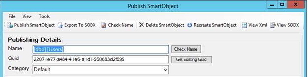 4 Publishing K2 blackpearl SmartObjects - Create SmartObject using SmartObject Tester Part 3