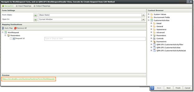 4- K2 SmartForms - Data transfer between forms - Rule configuration