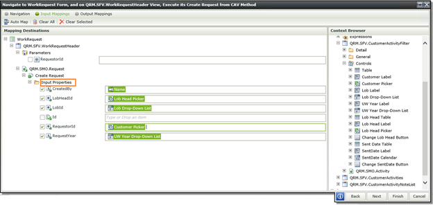 5 - K2 SmartForms - Data transfer between forms - Rule configuration