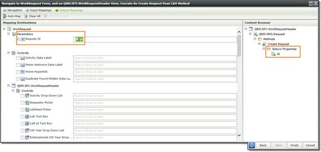 6 - K2 SmartForms - Data transfer between forms - Rule configuration