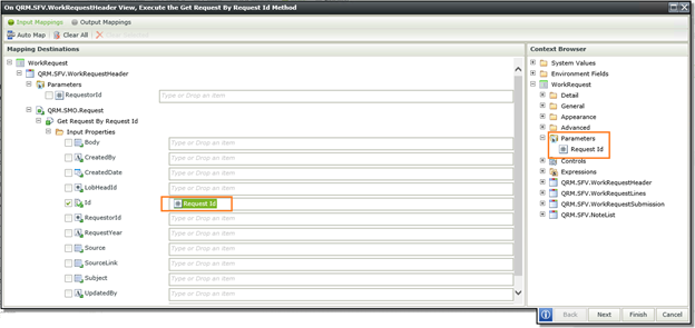 8 - K2 SmartForms - Data transfer between forms - Rule configuration