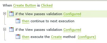 Image 6 - Complex Client Side Validation - Adding a validation rule