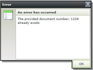 12 K2 SmartForms Server Validation - K2 Validation Error