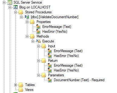 3 K2 SmartForms Server Validation - K2 SmartObject Tester