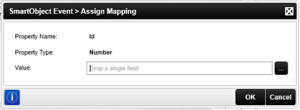K2 Workflow Event - Figure 10 - Assign Mapping