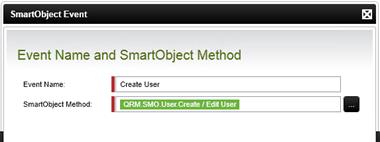 Figure 5 - Smart Object Method