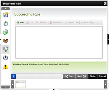 Figure 4 - Preceding Rule