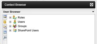 Figure 6 - Context Browser