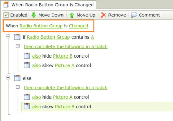 3 - K2 SmartForms – Radio Button Groups & Radio Buttons