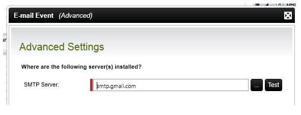 7 SMTP Settings