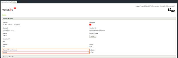 K2 SmartForms Custom Control Validation - 5