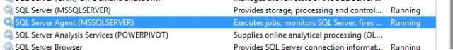 k2 server stuck - SQL Server Running
