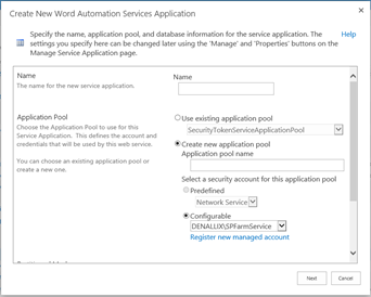 SharePoint Authentication