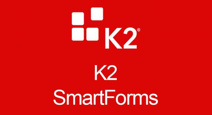 K2 SmartForms