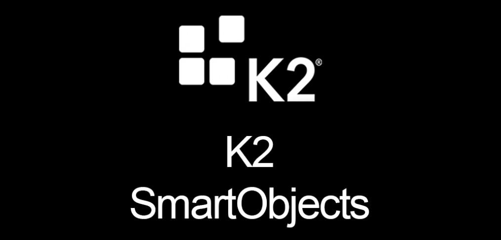 K2 SmartObjects