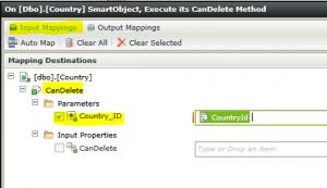 smartobject properties vs method parameters
