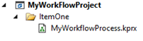 06 - Workflow Project Structure