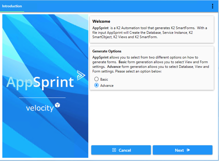 3 - AppSprint Advanced
