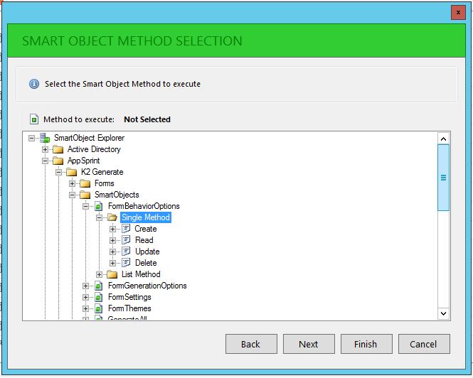 5 - K2 SmartObject Integration