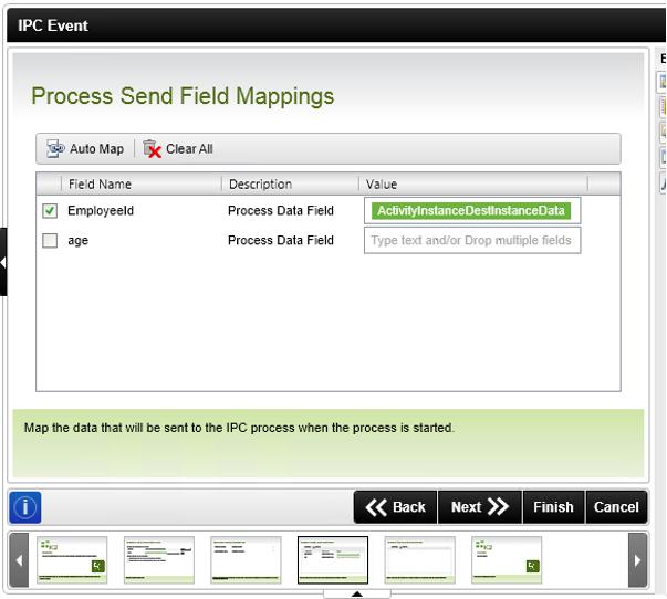 6 - IPC Data Mapping Fields