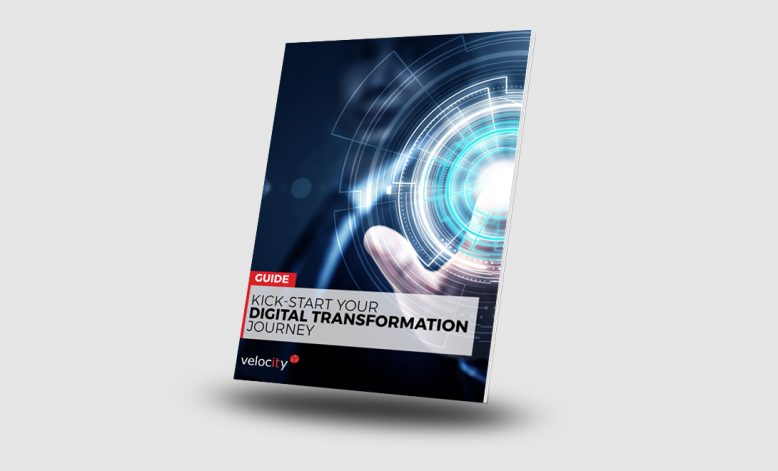 GUIDE | How To Kick-Start Your Digital Transformation Journey