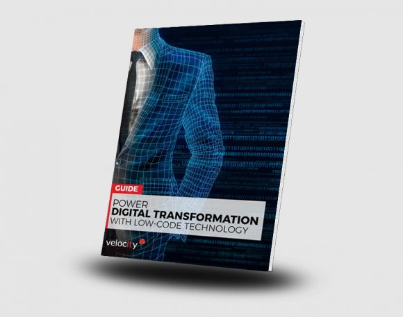 GUIDE | Power Digital Transformation With Low-Code Technology