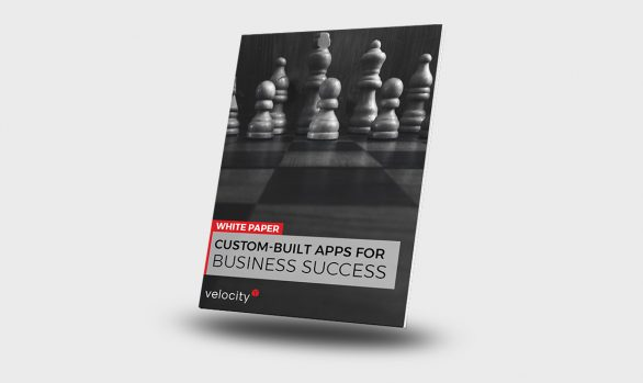 WHITE PAPER | Custom-Built Apps for Business Success