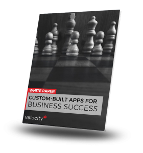 Custom-Built Apps for Business Success White Paper