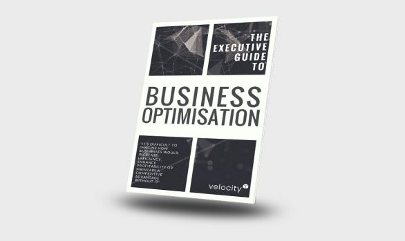 EBOOK | Executive Guide to Business Optimisation