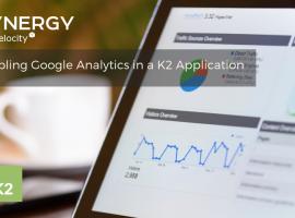 Google Analytics in K2 Application