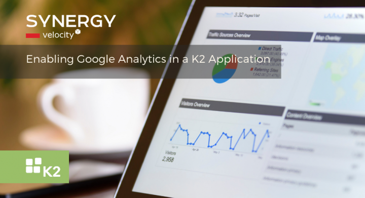 Google Analytics in K2 Application