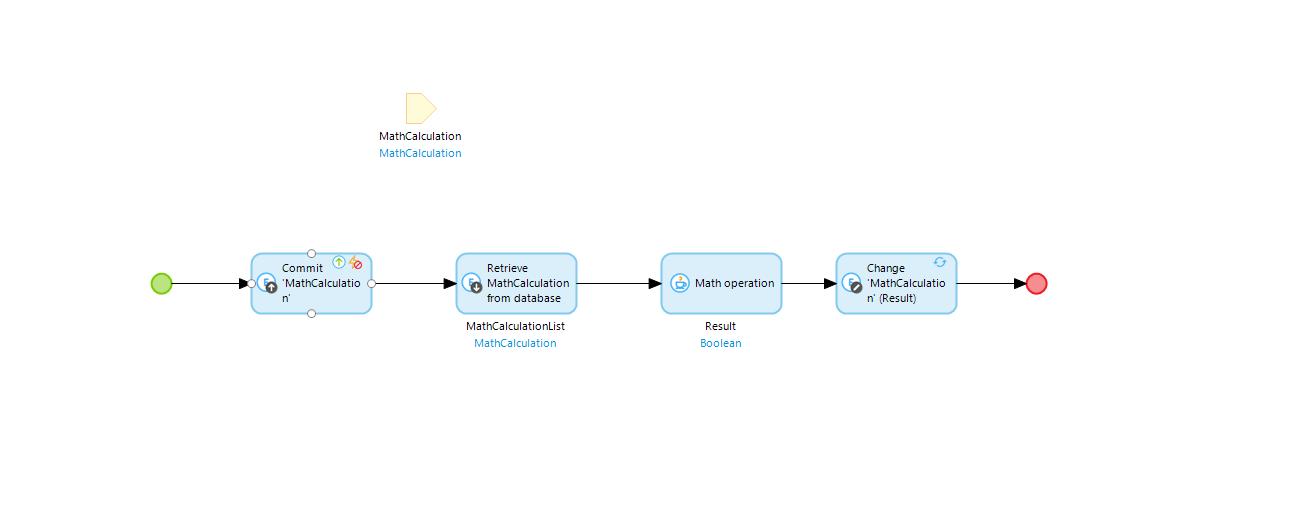 Custom Java in Mendix - Step 4