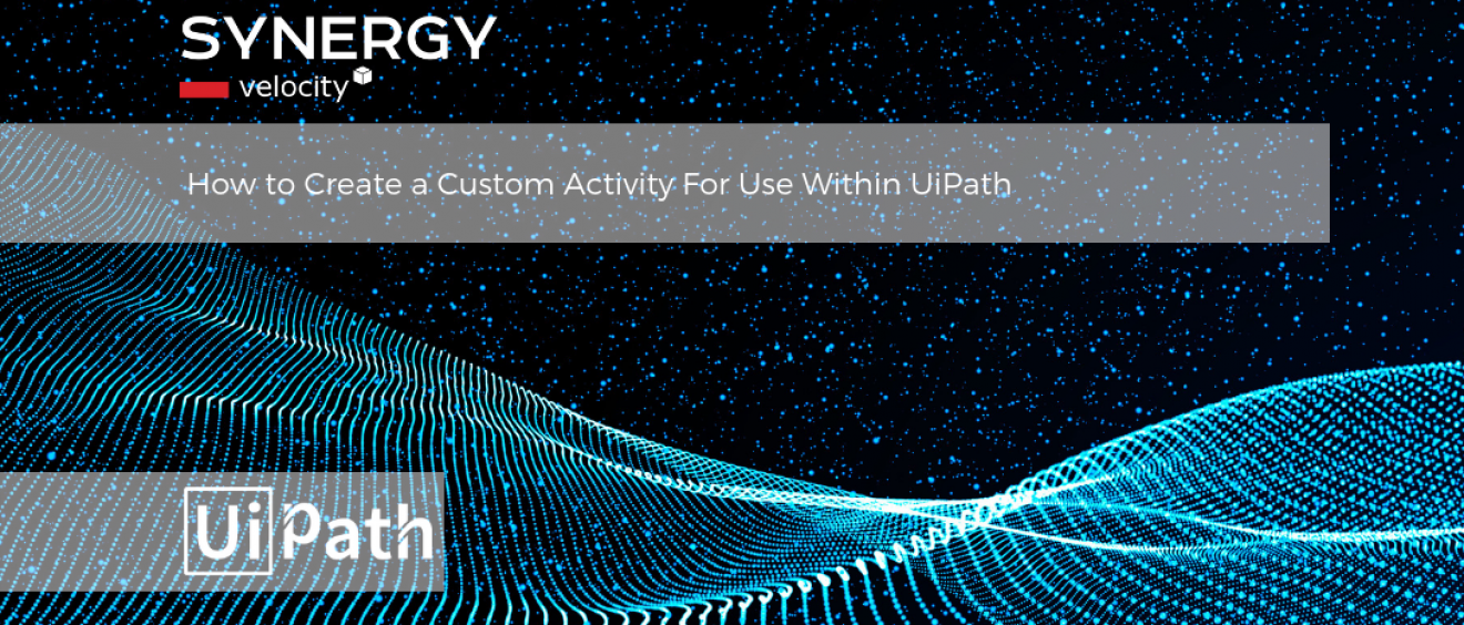 UiPath Custom Activity