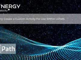 UiPath Custom Activity